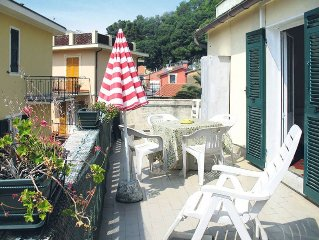 Apartment Casa Centrale  in Moneglia, Liguria: Riviera Levante - 4 persons, 2 b