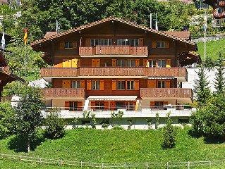 Ferienwohnung Perle  in Grindelwald, Berner Oberland - 8 Personen, 4 Schlafzimme