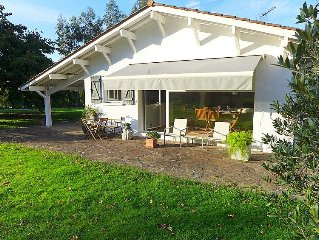 Vacation home Eguski Eder  in Saint - Jean - de - Luz, Basque Country - 7 perso