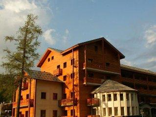 Ferienwohnung Adonis Valberg  in Valberg, Alpes du Sud - 4 Personen, 1 Schlafzim