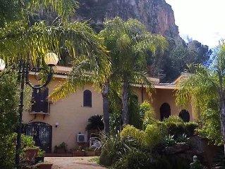 Ferienwohnung Villa Ginevra  in Trappeto, Sizilien - 6 Personen, 2 Schlafzimmer