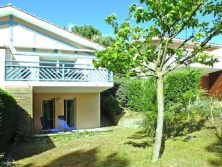 semi-detached house, Moliets-Plage  in Landes - 6 persons, 3 bedrooms