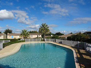 Vacation home Les Parcs de Gassin  in Saint - Tropez, Cote d'Azur - 4 persons,