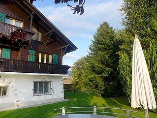 Vacation home Chalet Aaregg  in Brienz, Bernese Oberland - 7 persons, 4 bedrooms