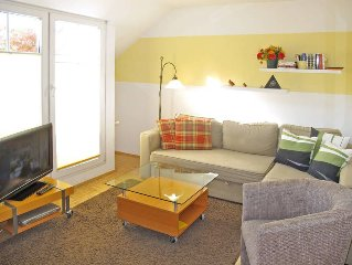 Apartment Wohnung Hohe Str  in Zinnowitz, Usedom - 4 persons, 1 bedroom