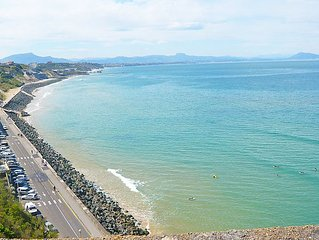 Apartment Les Corsaires  in Biarritz, Basque Country - 3 persons, 1 bedroom