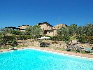 Apartment Holes  in Castellina in Chianti, Tuscany Chianti - 5 persons, 2 bedro