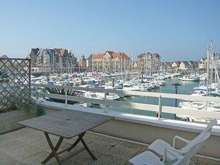 Ferienwohnung Quai sud  in Cabourg, Normandie - 6 Personen, 3 Schlafzimmer