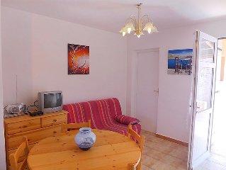 Ferienhaus Herriot  in Canet - Plage, Pyrenees - Orientales - 8 Personen, 3 Schl