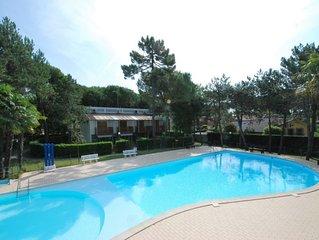 Ferienhaus Ranch Club  in Lignano, Friaul/ Julisch - Venetien - 6 Personen, 3 Sc