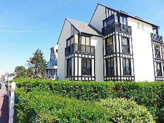Ferienwohnung Kennedy  in Villers sur mer, Normandie - 2 Personen, 1 Schlafzimme