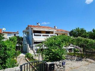 Apartment in Krk/ Malinska, Kvarner/ Islands - 6 persons, 2 bedrooms