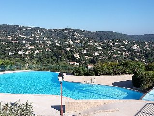 Vacation home Le Petit Village  in Les Issambres, Cote d'Azur - 6 persons, 3 be