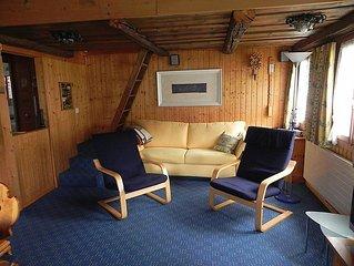Ferienwohnung Stockli  in Engelberg, Zentralschweiz - 3 Personen, 1 Schlafzimmer