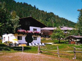 Ferienwohnung Huberhausl  in Oberau, Kitzbuhel / Wilder Kaiser - 4 Personen, 2 S