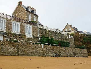 Vacation home Blanche Ecume  in Saint Malo, Brittany - Northern - 6 persons, 2