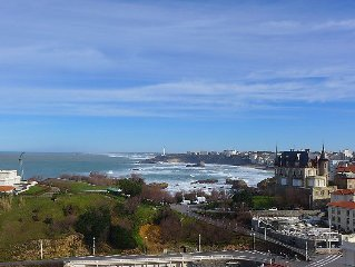 Apartment Les Falaises  in Biarritz, Basque Country - 2 persons, 1 bedroom