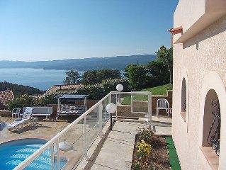Apartment La Pinede  in Saint Cyr sur Mer La Madrague, Cote d'Azur - 4 persons,