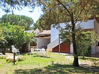 Vacation home Eucalyptus  in Valledoria, Sardinia - 7 persons, 3 bedrooms
