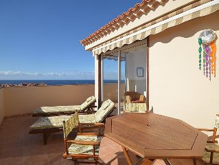 Apartment Penthouse Flamingo  in Palm - Mar, Tenerife - 3 persons, 1 bedroom