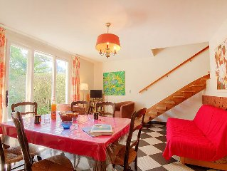 Apartment Ker Gwen  in La Trinite Sur Mer, Brittany - Southern - 6 persons, 3 b
