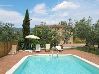 Vacation home Rustico la Casina  in Vinci - Vitolini, Florence and surroundings