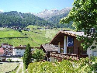 Apartment Haus Lunapart  in Solden, Oetz Valley / Otztal - 2 persons, 1 bedroom