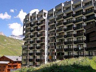 Apartment Les Grandes Platières I et II  in Tignes, Savoie - Haute Savoie - 4 p