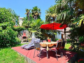 Vacation home Iris  in Opatija/Volosko, Kvarner - 6 persons, 2 bedrooms