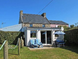 Vacation home in Kerlouan, Finistere - 4 persons, 2 bedrooms