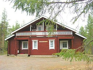 Vacation home Hirvas levi 4  in Kittila, Lappi - 6 persons, 3 bedrooms