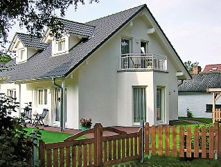 Apartment Buchenstrasse  in Ostseebad Prerow, Baltic Sea - 3 persons, 1 bedroom