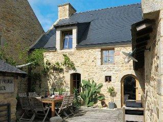 Vacation home in Arzon / Halbinsel Rhuys, Morbihan - 6 persons, 3 bedrooms