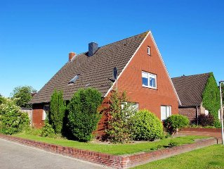 Apartment Ferienwohnung Charly  in Norden, North Sea: Lower Saxony - 4 persons,
