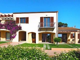 Apartment I Mirti di Porto Pozzo  in Porto Pozzo, Sardinia - 4 persons, 1 bedro