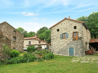 Vacation home in Blesle, Auvergne - 2 persons, 1 bedroom