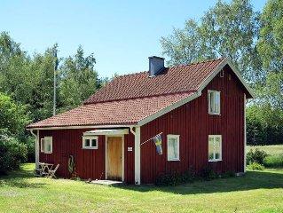 Vacation home See Vänern  in Ånimskog, Western Sweden - 8 persons, 2 bedrooms