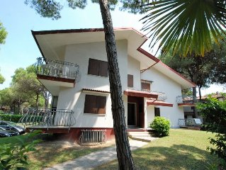 Apartment Villa Flamicia  in Lignano Riviera, Friuli - Venezia Giulia - 6 perso