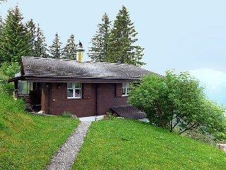 Ferienhaus Burehusli  in Axalp, Berner Oberland - 5 Personen, 2 Schlafzimmer