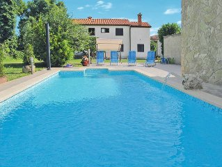 Ferienhaus Haus Pinezici  in Marcana, Istrien - 4 Personen, 1 Schlafzimmer