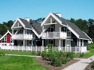 Vacation home Schlosspark Bad Saarow  in Bad Saarow, Lake district Brandenburg