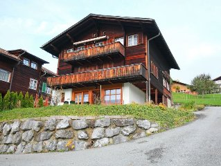 Apartment Almisraba  in Grindelwald, Bernese Oberland - 4 persons, 1 bedroom