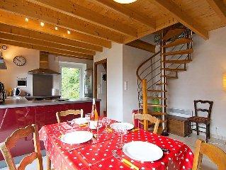 Ferienhaus Courdiec  in Carnac, Bretagne Süd - 4 Personen, 2 Schlafzimmer
