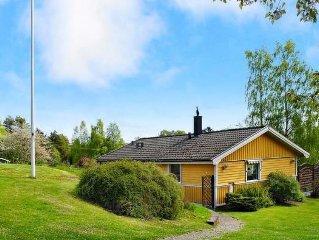 Ferienhaus Tjörn/Hjälteby  in Hjälteby, Bohuslän und Västra Götaland - 7 Persone