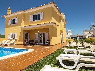 Vacation home Casa Sebastiao  in Armacao de Pera, Algarve - 6 persons, 3 bedroo