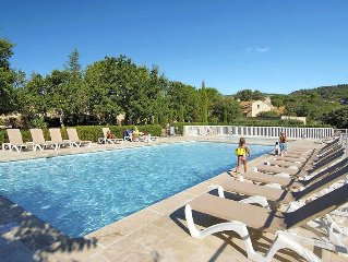 Apartment Les Bastides des Chenes  in Gordes, Luberon and surroundings - 4 pers
