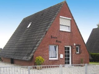 Holiday home AMO, Dornumersiel  in Ostfriesland - 6 persons, 3 bedrooms