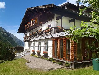 Apartment Pitztal  in Sankt Leonhard im Pitztal, Pitztal valley - 2 persons, 1