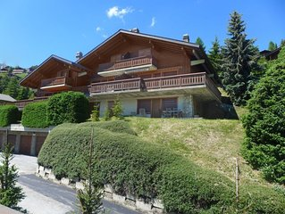 Apartment Licorne  in Verbier, Valais - 6 persons, 3 bedrooms