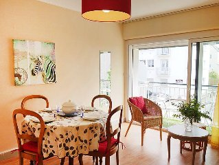 Apartment Le Colibri  in Carnac, Brittany - Southern - 4 persons, 1 bedroom